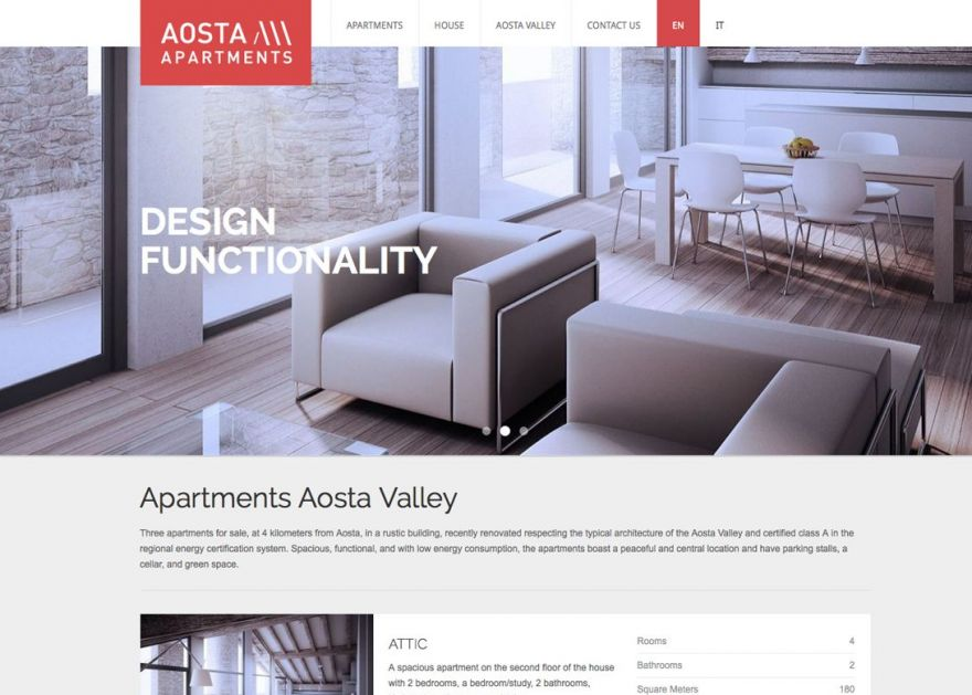 Aosta Apartments