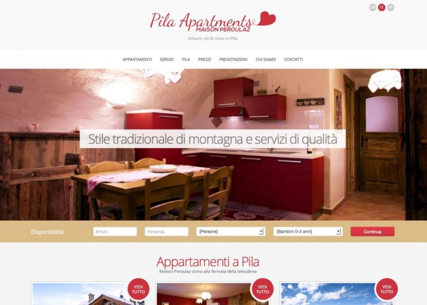 Pila Apartments